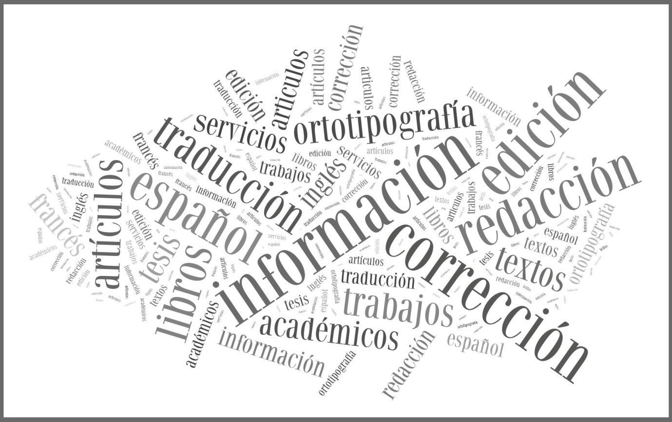 Información, corrección, edición, redacción, textos, edición